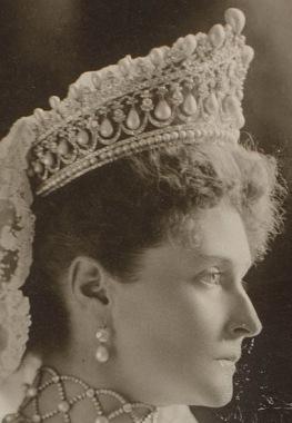 Pearl Diadem () Empress Alexandra Feodorovna 2-2